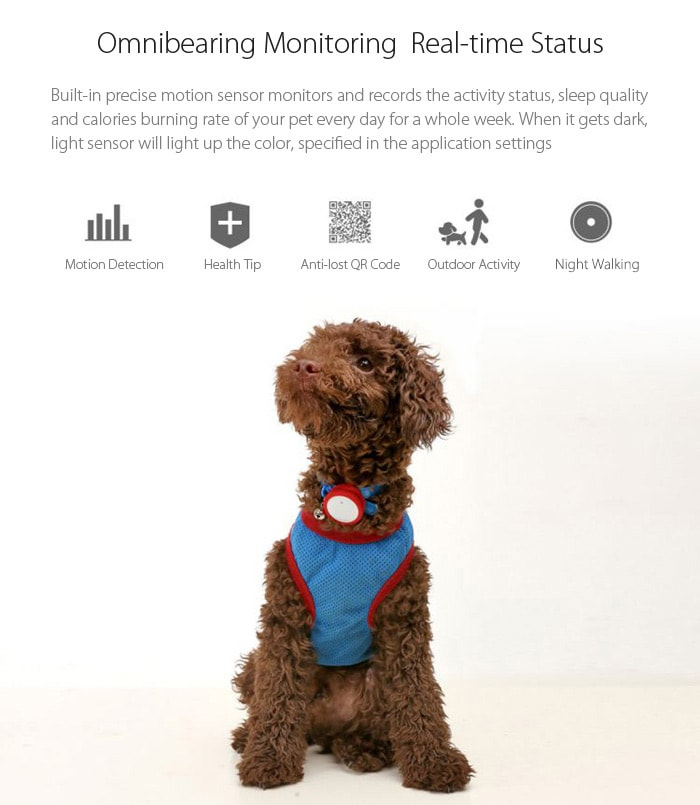 Xiaomi smart dog button