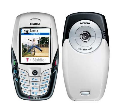 Nokia 6600 - La oficina portátil