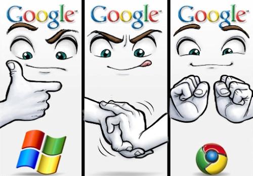 google-competencia