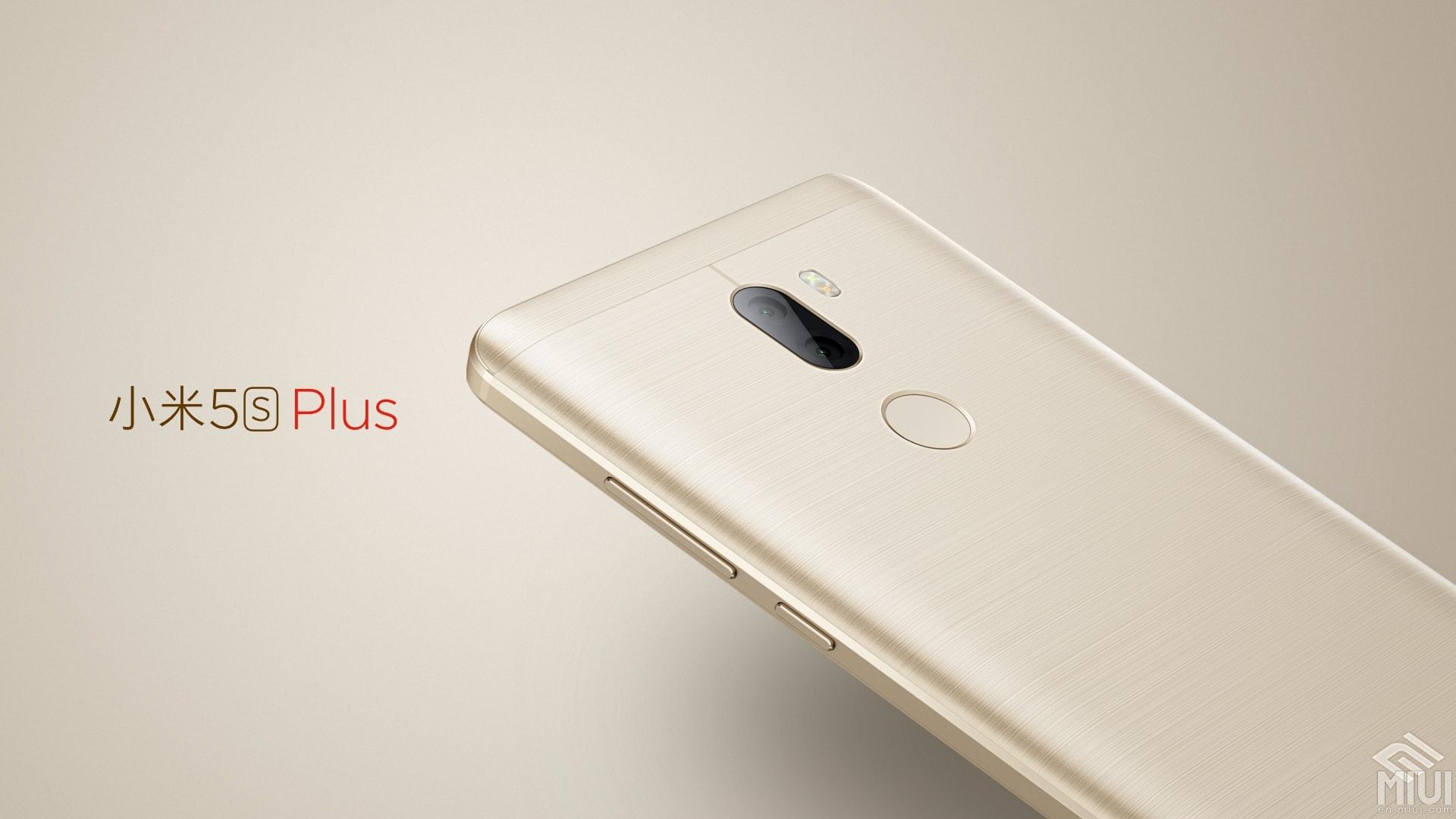 Xiaomi mi5s plus