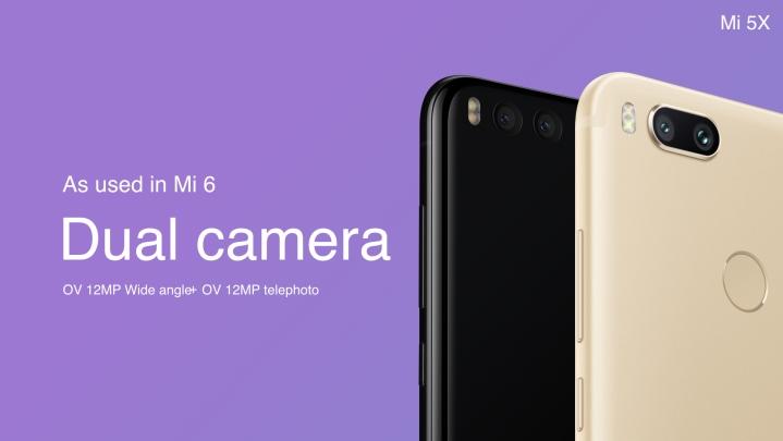 Comprar Xiaomi Mi 5X